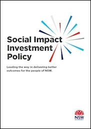 NSW Social Impact Investment Policy