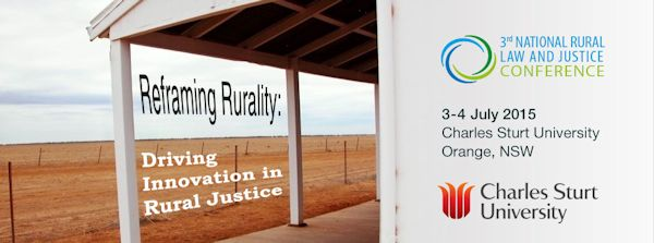 3rd National Rural Law and Justice Conference