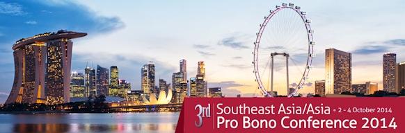 SE Asia Pro Bono Conference 2014