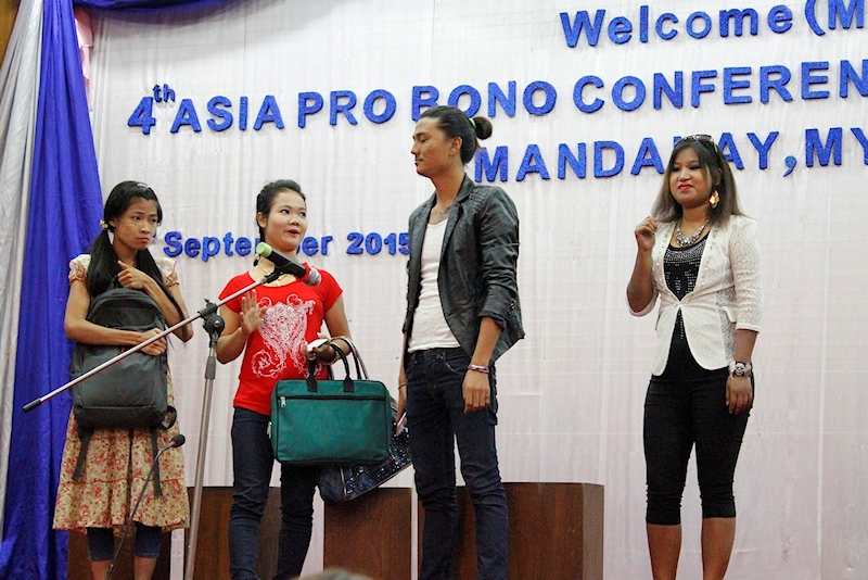 4th Asia Pro Bono Conference and Legal Ethics Forum 2015