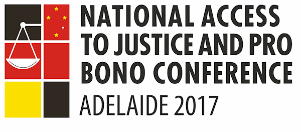 National Access to Justice and Pro Bono Conference