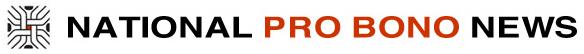 National Pro Bono News