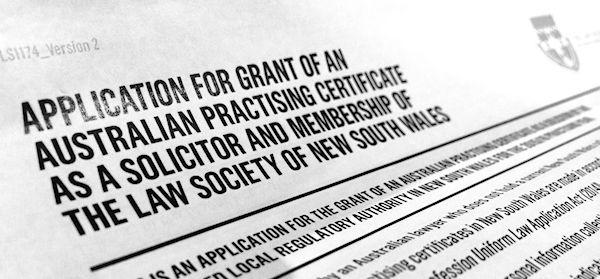 Volunteer Practising Certificates