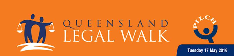 Queensland Legal Walk 2016
