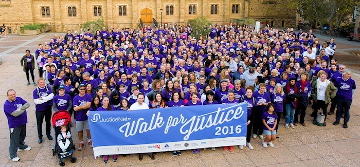 Walk for Justice in Adelaide